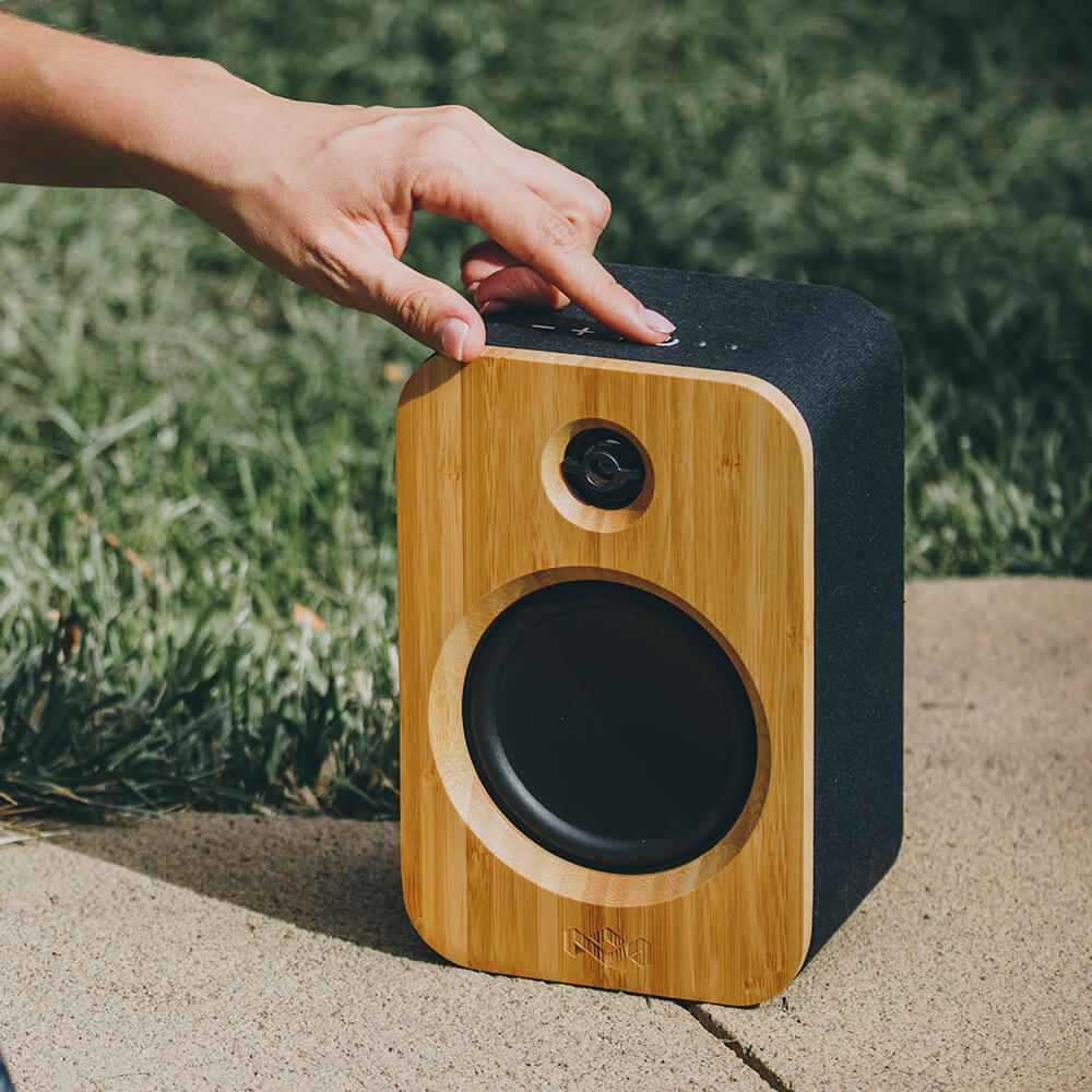 Parlantes Get Together Duo de The House of Marley
