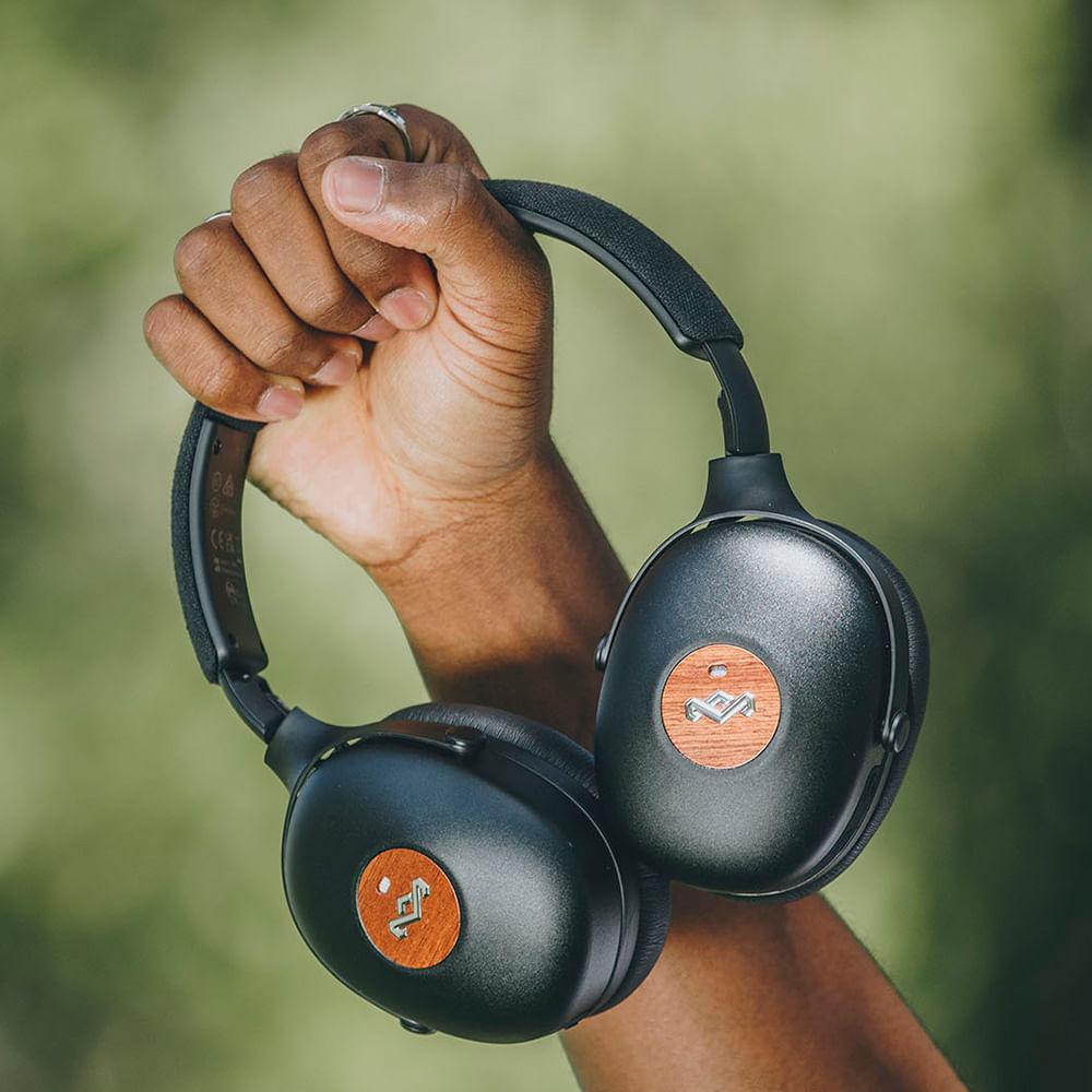 Audífonos Positive Vibration XL ANC de The House of Marley