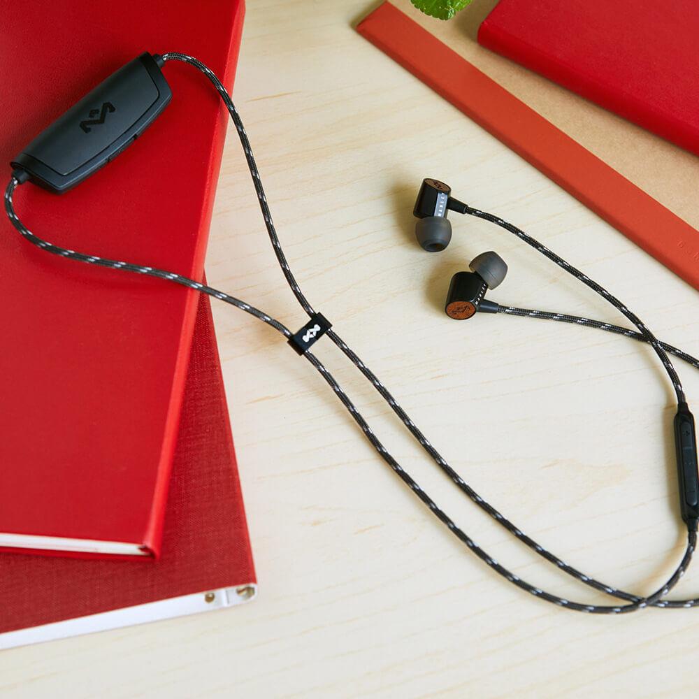 Audífonos Bluetooth Exodus de The House of Marley