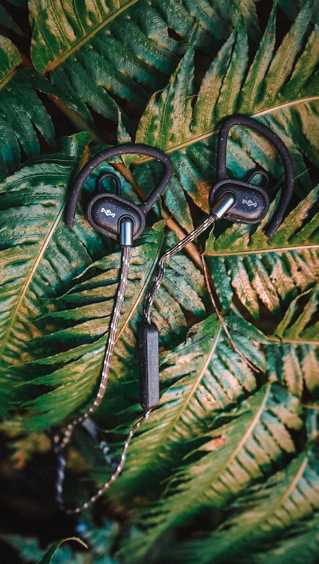Audífonos Bluetooth UpRise BT negro de The House of Marley